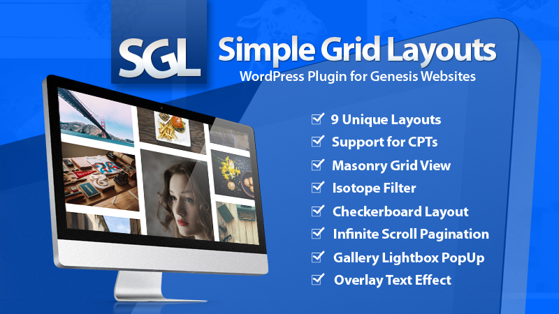 Simple Grid Layouts Plugin